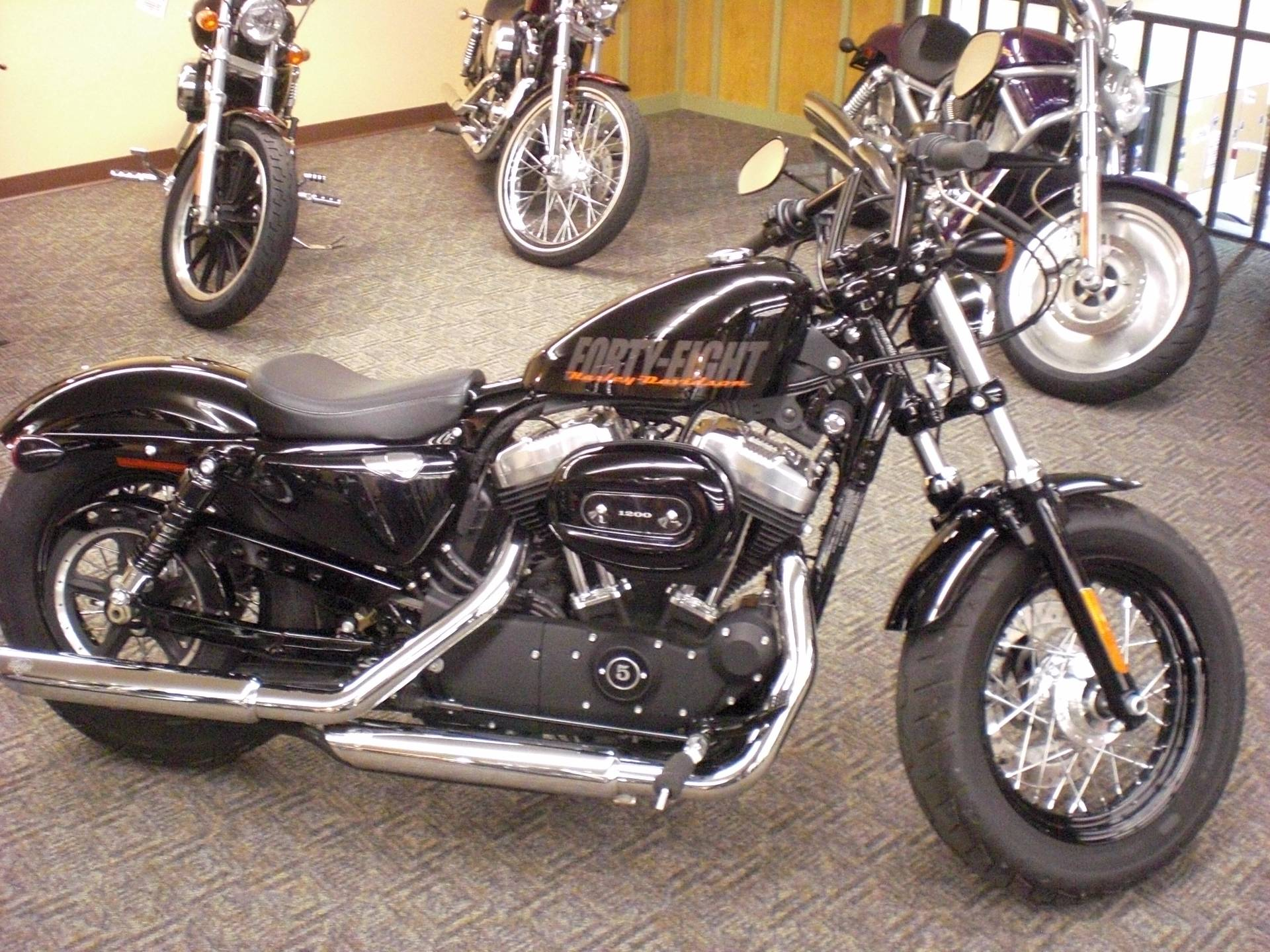 2015 Harley-Davidson Forty-Eight® in Fort Wayne, Indiana