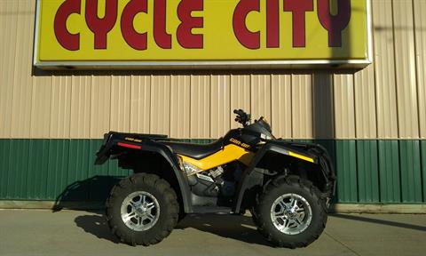 2010 Can-Am Outlander™ XT-P™ 650 EFI in Rochester, Minnesota