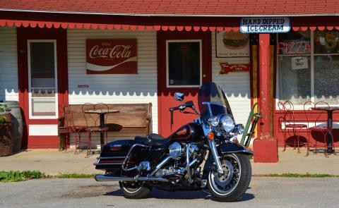 1993 Harley-Davidson Electra Glide Sport in Traverse City, Michigan