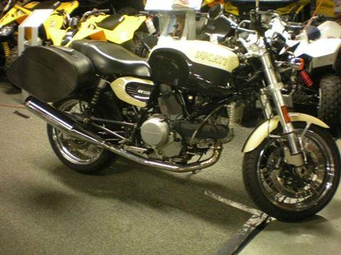 2007 Ducati SportClassic GT1000 in Oakdale, New York