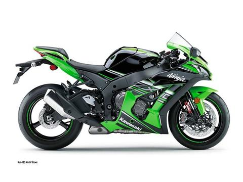 2016 Kawasaki Ninja® ZX™-10R KRT Edition in Oakdale, New York