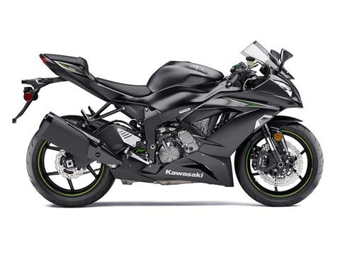 2016 Kawasaki Ninja® ZX™-6R ABS in Oakdale, New York
