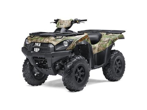 2016 Kawasaki Brute Force® 750 4x4i EPS Camo in Oakdale, New York