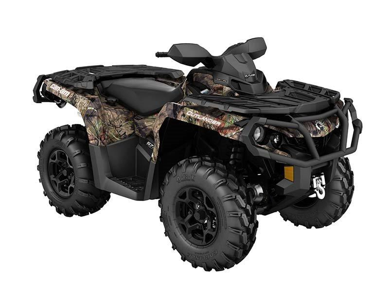2016 Can-Am Outlander™ XT™ 570 in Brookpark, Ohio