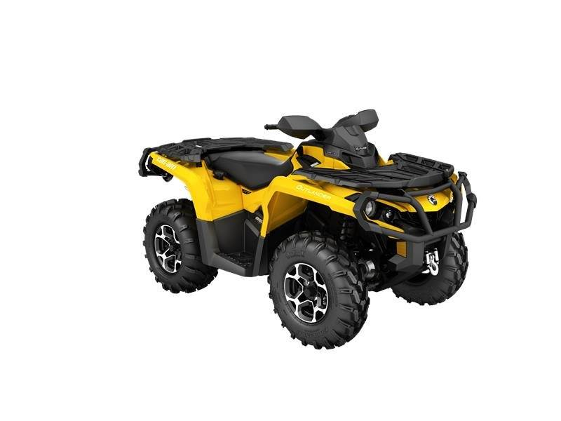 2016 Can-Am Outlander™ XT™ 850 in Brookpark, Ohio