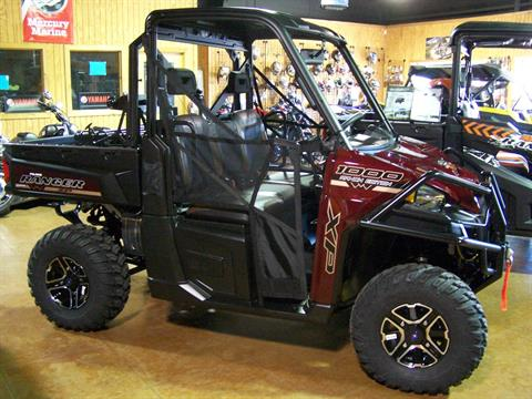 2017 Polaris Ranger XP® 1000 EPS Ranch Edition in Mount Pleasant, Texas
