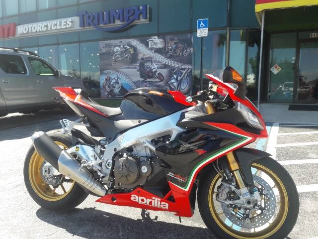 2013 RSV4 Factory APRC ABS