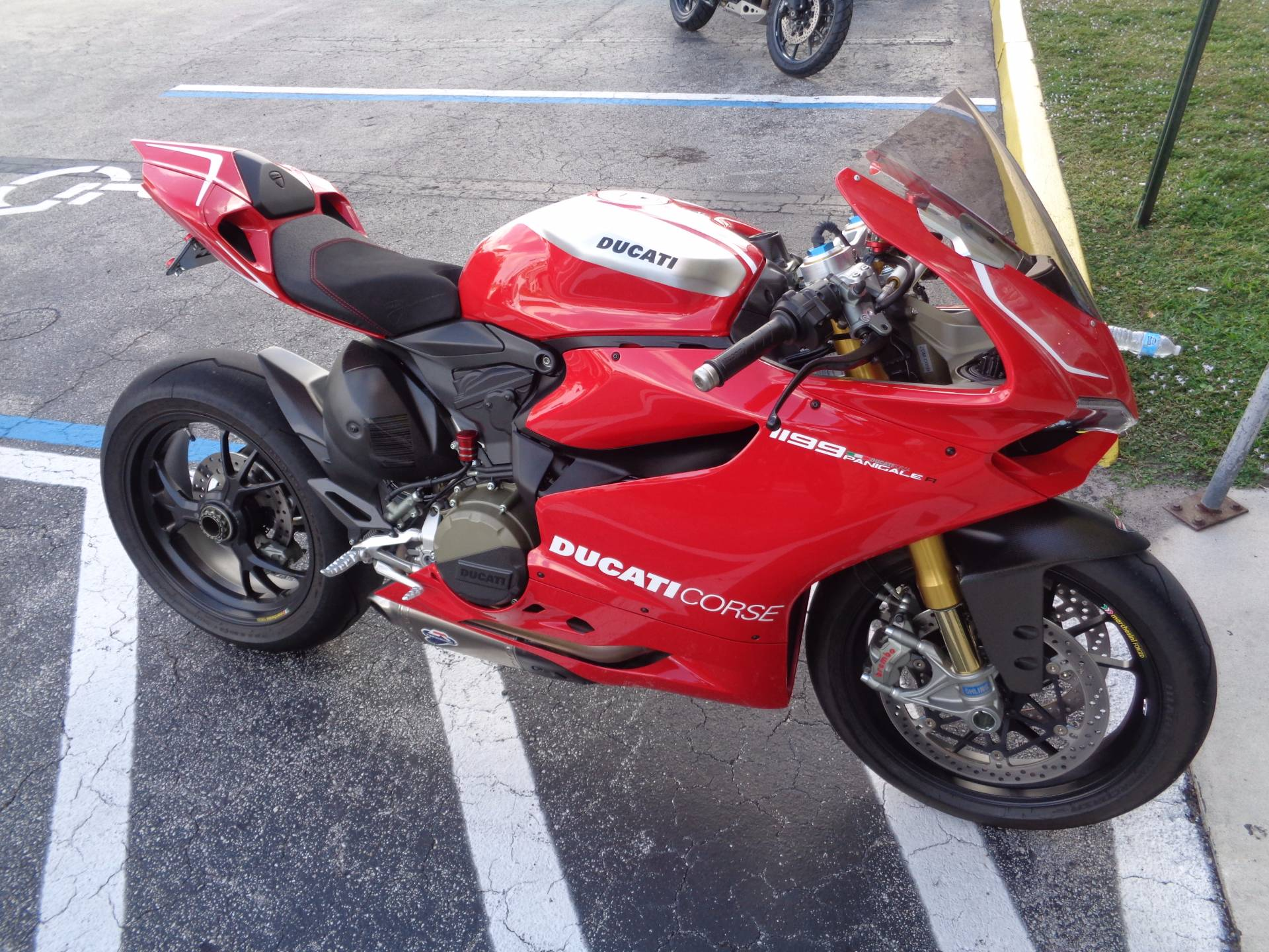 2014 Superbike 1199 Panigale R
