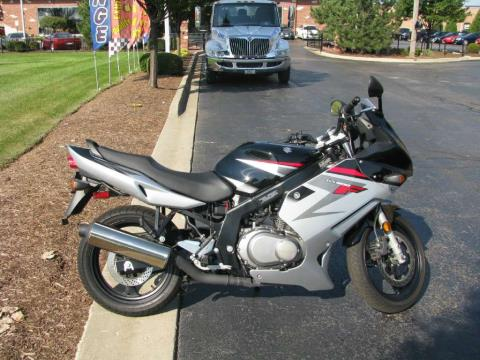 2008 Suzuki GS500F in Carol Stream, Illinois