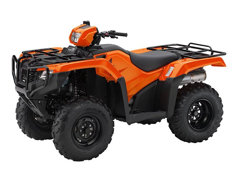 2016 Honda FourTrax Foreman 4x4 Power Steering
