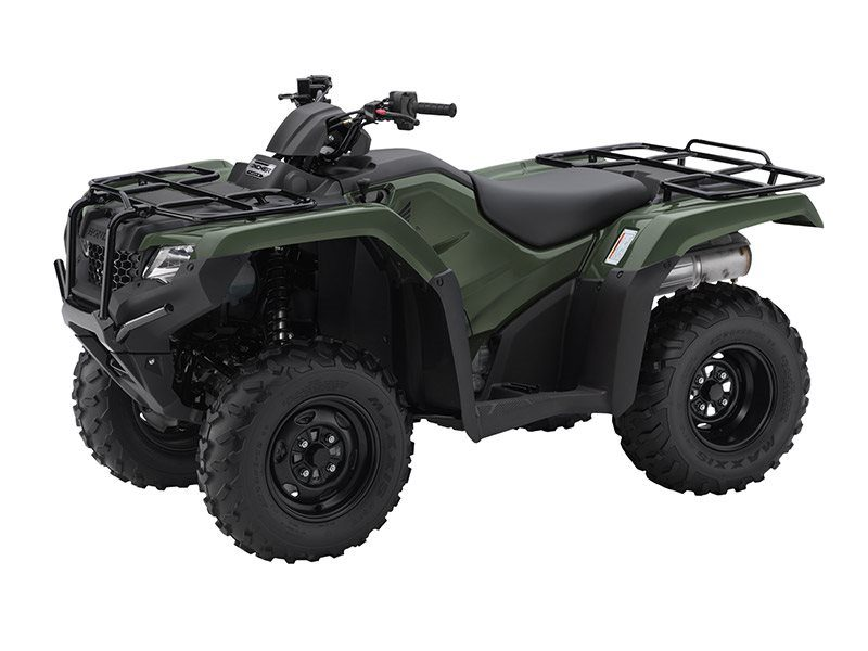 2016 Honda FourTrax Rancher 4x4 ES