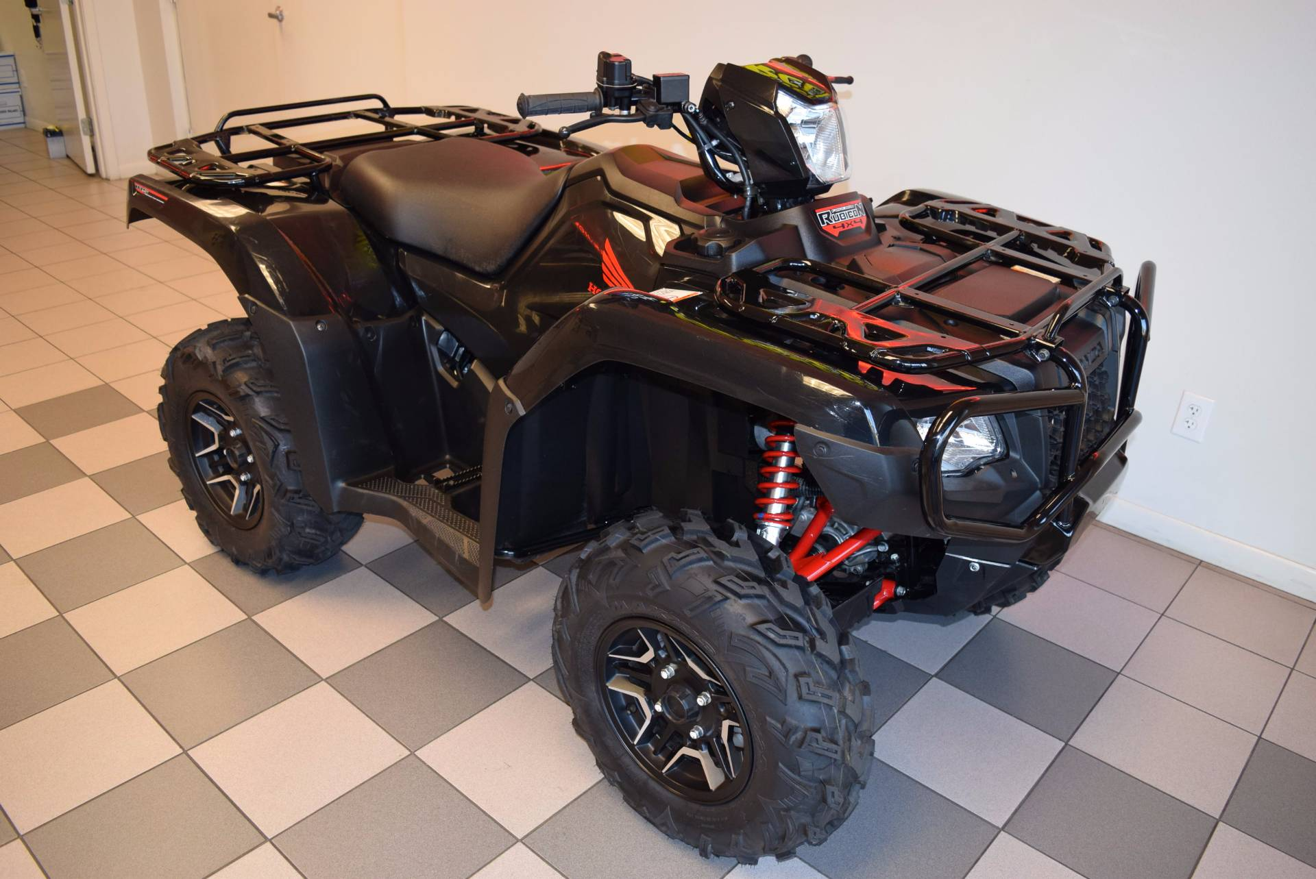 2016 Honda FourTrax Foreman Rubicon 4x4 EPS Deluxe