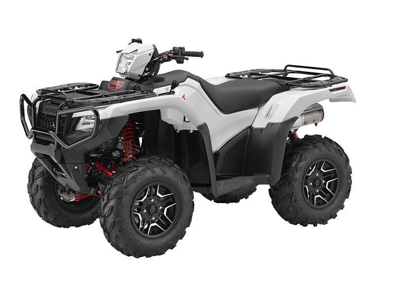 2016 Honda FourTrax Foreman Rubicon 4x4 Automatic DCT EPS Del