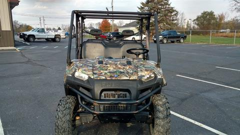2011 Polaris Ranger® Crew® 800 EPS in Thornville, Ohio
