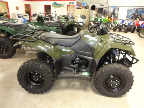 2016 Suzuki KingQuad 500AXi Power Steering in Jacksonville, Florida
