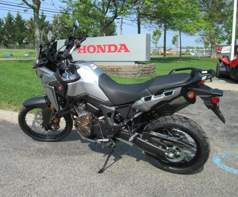 2016 Honda Africa Twin in Riverhead, New York