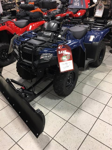 2016 Honda FourTrax® Rancher® 4x4 Automatic DCT Power Steering in Troy, Ohio