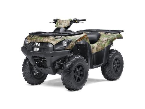 2016 Kawasaki Brute Force® 750 4x4i EPS Camo in Canton, Ohio