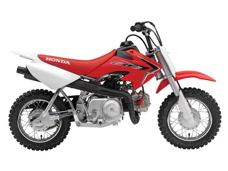 2016 Honda CRF®50F in Columbia, South Carolina