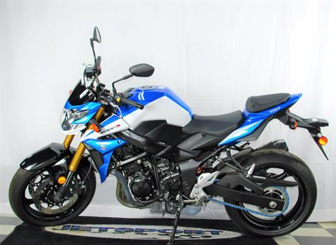 2015 Suzuki GSX-S750Z in Huntington Station, New York