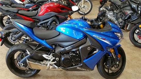 2016 Suzuki GSX-S1000F ABS in Mineola, New York