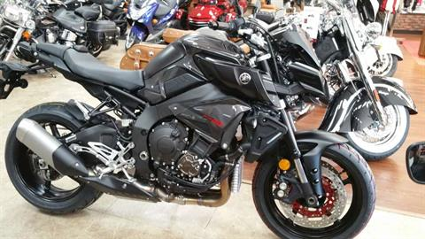 2017 Yamaha FZ-10 in Mineola, New York