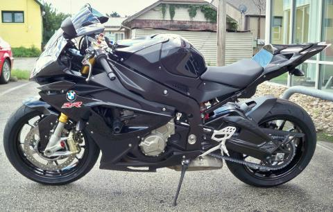 2012 BMW S 1000 RR in Wexford, Pennsylvania
