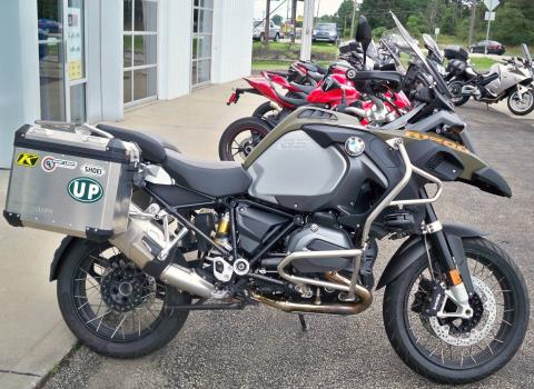 2014 BMW R 1200 GS Adventure in Wexford, Pennsylvania