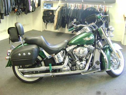 2013 Harley-Davidson Softail® Deluxe in Asheville, North Carolina