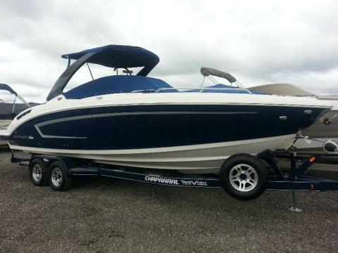 2014 Chaparral 277 SSX in Round Lake, Illinois