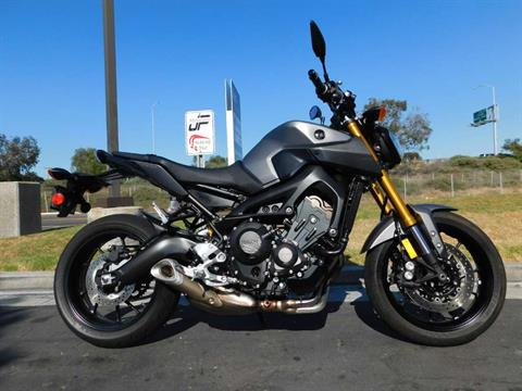 2015 Yamaha FZ-09 in Chula Vista, California