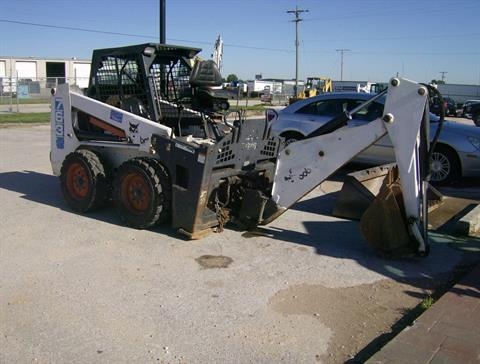 1996 Bobcat 763 in Springfield, Missouri