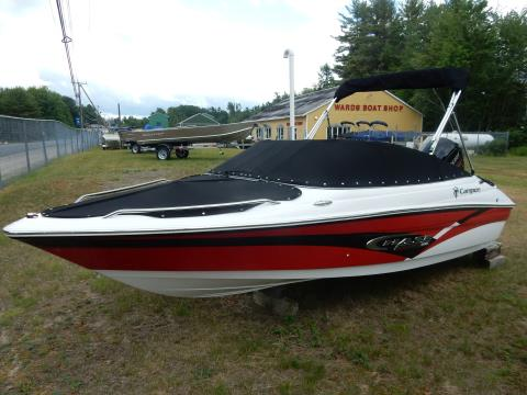 2016 Campion CHASE 500BR O/B in Center Ossipee, New Hampshire