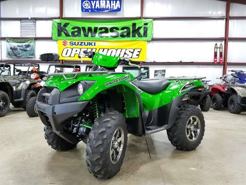 2016 Kawasaki Brute Force® 750 4x4i EPS SE in Belvidere, Illinois