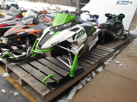 2015 Arctic Cat ZR® 8000 Sno Pro® in Belvidere, Illinois