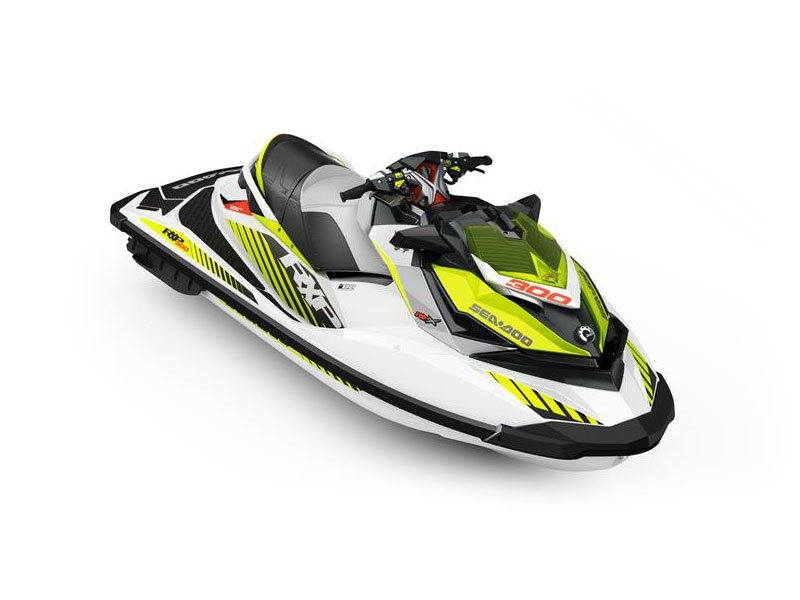 2016 Sea-Doo RXP®-X® 300 in Waterbury, Connecticut