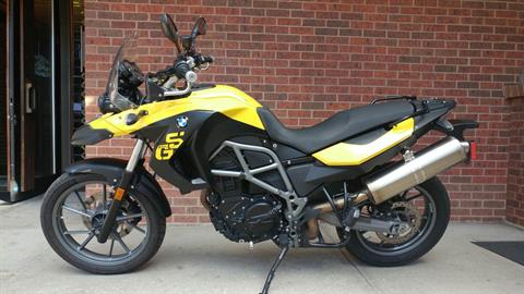 2012 BMW F 650 GS in Lakewood, Colorado