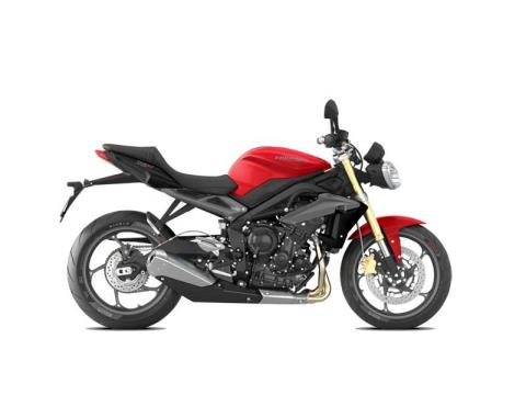 2015 Triumph Street Triple ABS in Lakewood, Colorado
