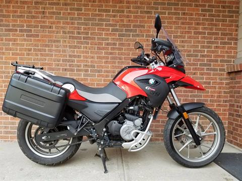 2012 BMW G 650 GS in Lakewood, Colorado