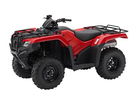 2016 Honda FourTrax® Rancher® 4x4 Power Steering in Tacoma, Washington