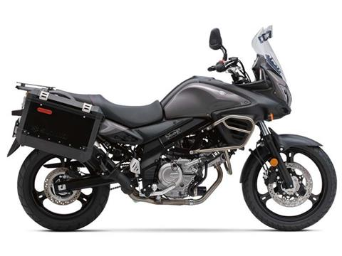 2015 Suzuki V-Strom 650 ABS Adventure in Tacoma, Washington
