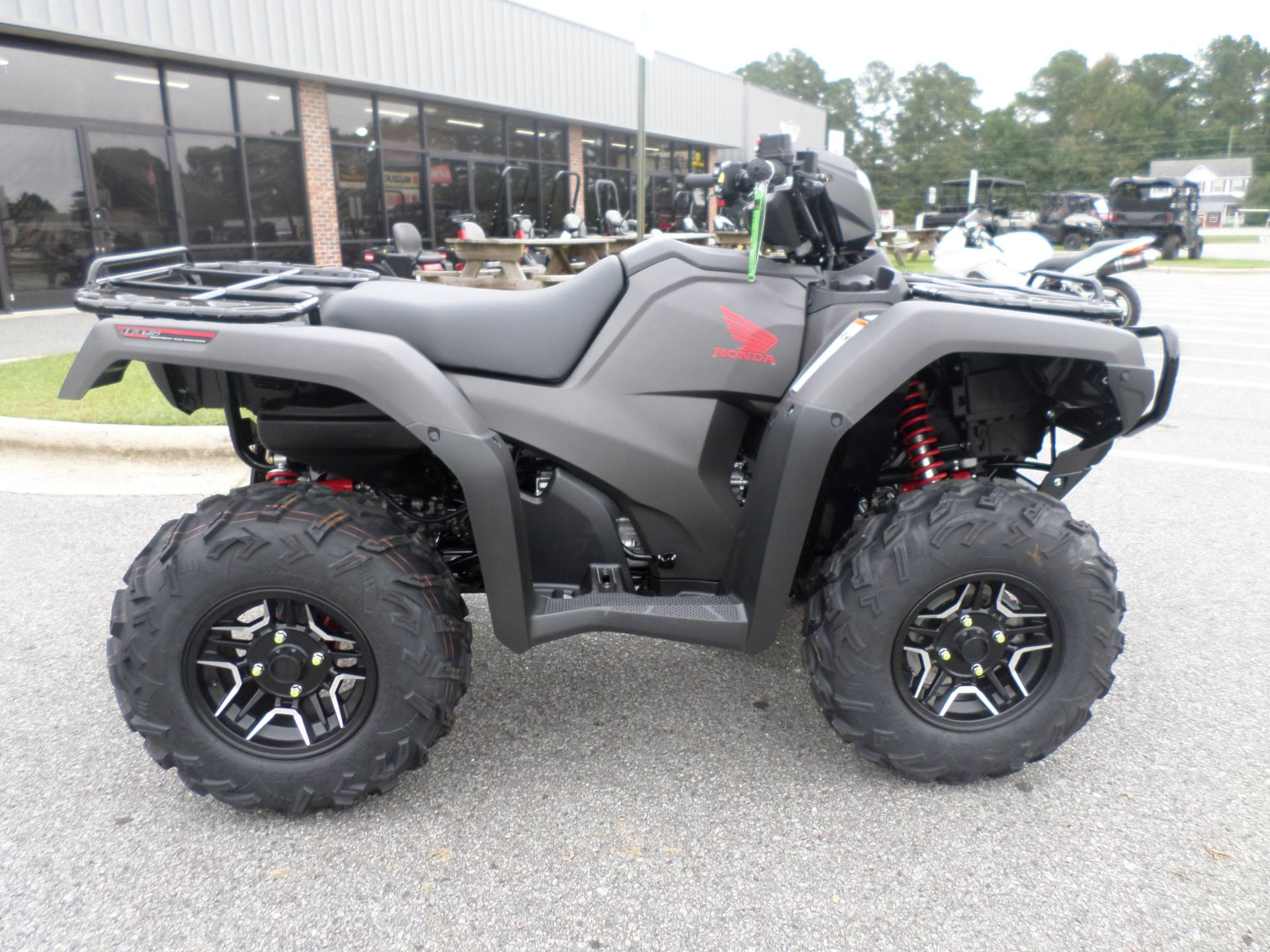 Honda 4 Wheeler Website >> 2018 Honda Rubicon | 2017/2018/2019 Honda Reviews