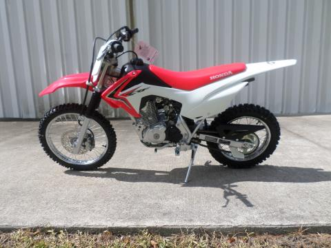 2017 Honda CRF®125F in Greenville, North Carolina