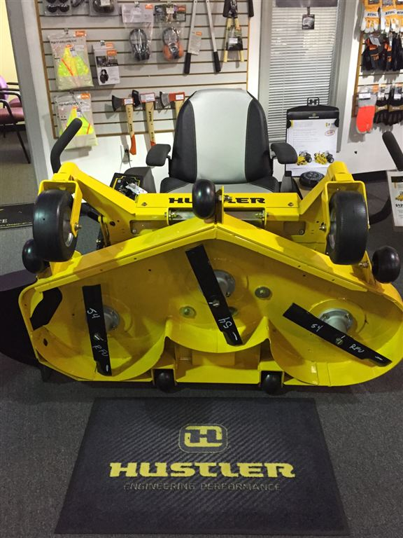 2016 Hustler Turf Equipment Raptor® Flip-Up 54 in. in Greenville, North Carolina