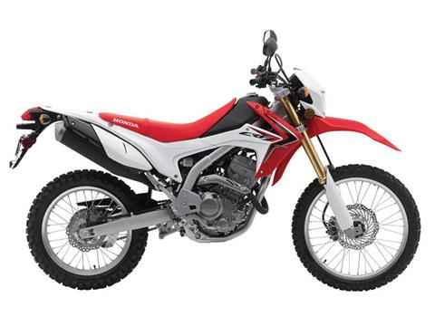 2014 Honda CRF®250L in Keokuk, Iowa