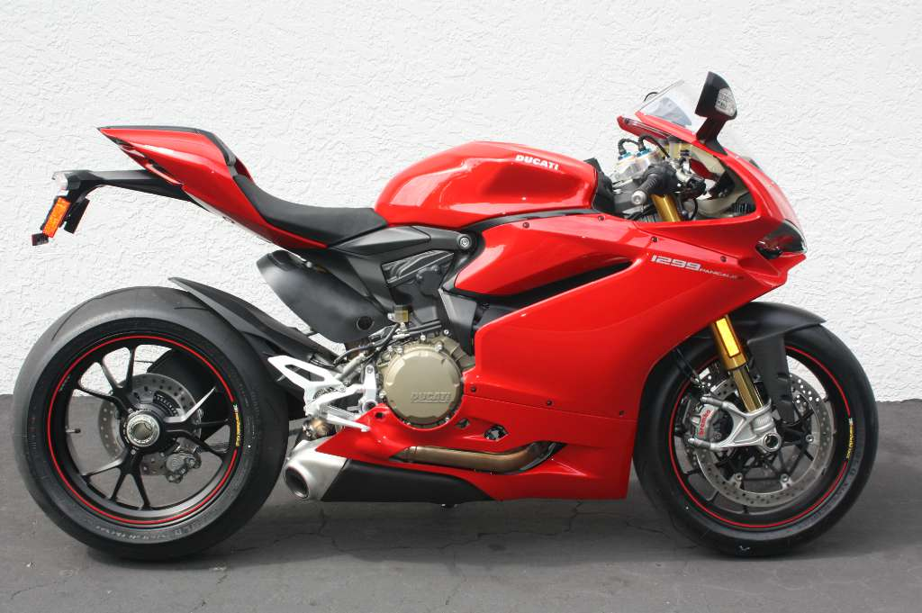 2016 Ducati 1299 Panigale S in Fort Myers, Florida