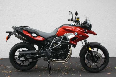 2016 BMW F 700 GS in Fort Myers, Florida