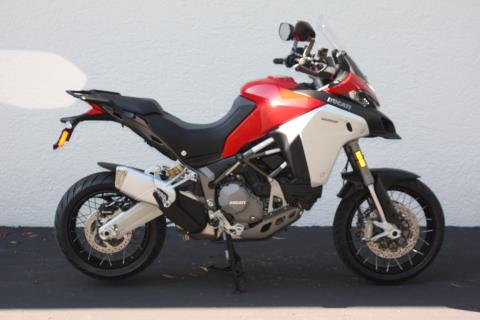 2016 Ducati Multistrada 1200 Enduro in Fort Myers, Florida