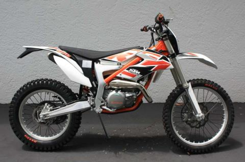 2016 KTM FREERIDE 250R in Fort Myers, Florida