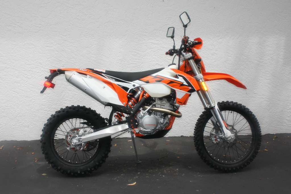 2016 KTM 350 EXC-F in Fort Myers, Florida